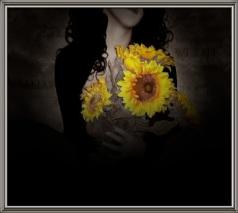 il mazzo di fiori...