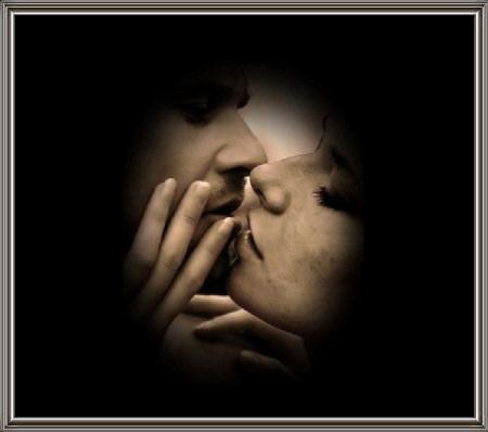 il nostro bacio...